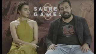 Netflix's Sacred Games: Anurag Kashyap, Radhika Apte on Narcos comparisons, piracy
