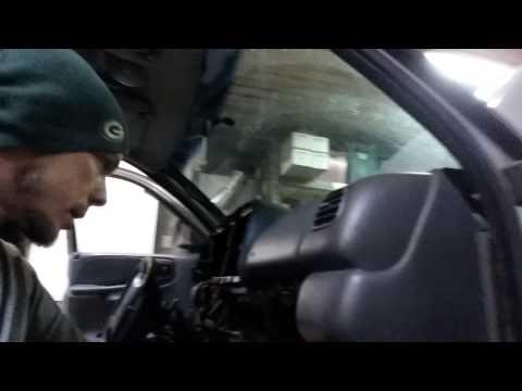 Dodge Dakota Ac Drain Tube Water Leak Fix Doovi