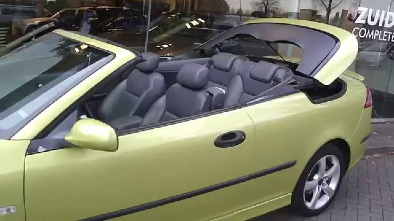 9 3 cab lime yellow youtube. Black Bedroom Furniture Sets. Home Design Ideas