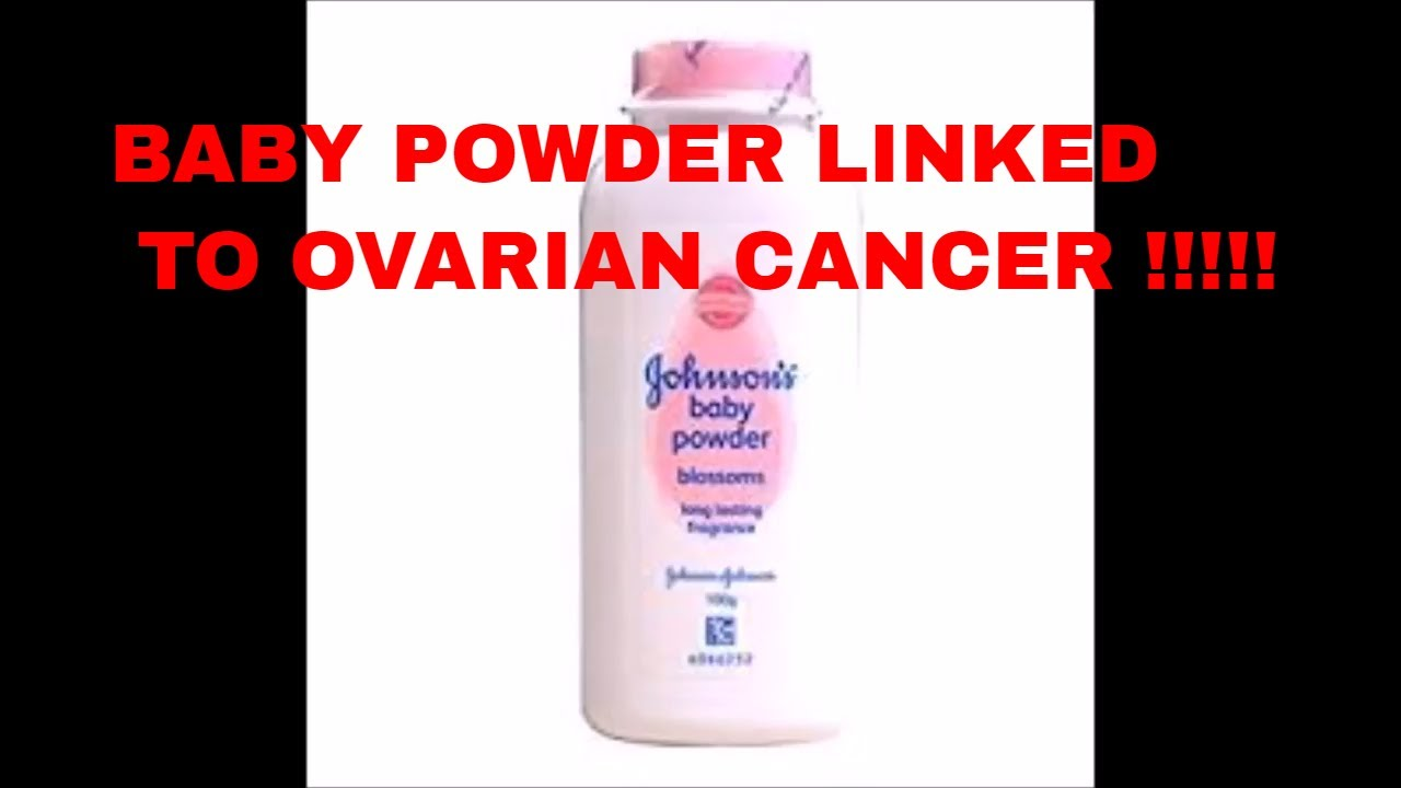 Johnson Baby Powder Causes Ovarian Cancer Ordered To Pay 324 000 000 Over Talc Link To Cancer Youtube