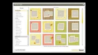Tutorial: How to use MyCanvas by Alexander's - Photo Books