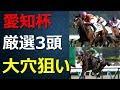 2018愛知杯~荒れる牝馬重賞!まさかの激走で大穴演出する候補はこの3頭だ!【競馬予…