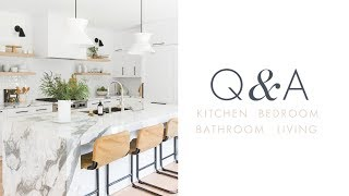 Q&A: Our Most Frequently Asked Design Questions ANSWERED