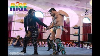 Download Joey Ryan vs  Double R Rose Intergender Wrestling Match from RISE   PRIDE & JOY Mp3 and Videos