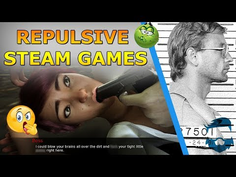 Most Controversial Game Ever To Hit Steam? Valve Under Fire
