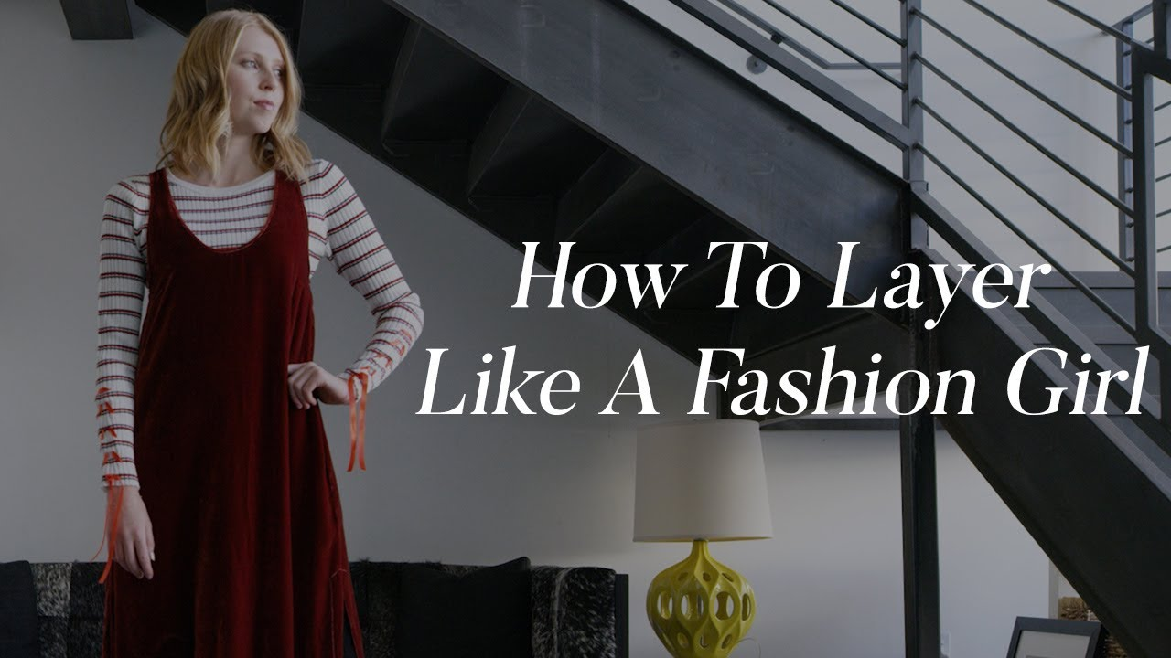 960c1788d3 The Extra 5: How To Layer Like A Fashion Girl | The Zoe Report By Rachel Zoe