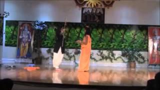 Ramayana 2012 Scene 8 Sita Haran