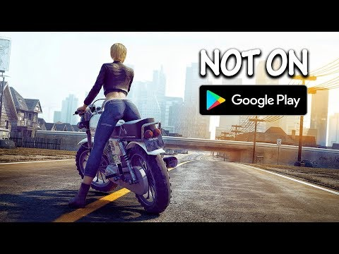 10 Best Android Games Not Available At PlayStore!! [High Graphics]