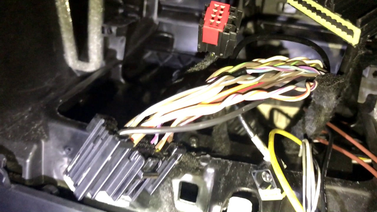 Sub and Amp Install in my Focus ST (ST1 w stock headunit)  YouTube