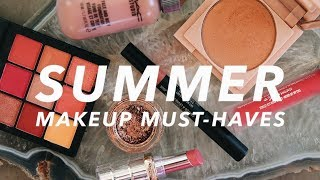 Summer-Perfect Makeup Products You Should Try   Mariah Leonard
