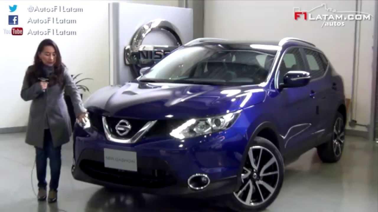 Nueva Nissan Qashqai 2015 en Colombia - Lanzamiento ...