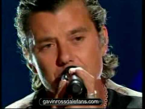 GAVIN ROSSDALE - love remains the same - Live 2008