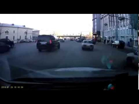 Insane Parking in Moscow