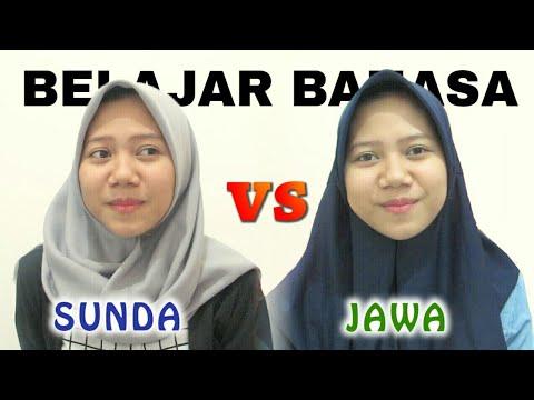 SUNDA Vs JAWA