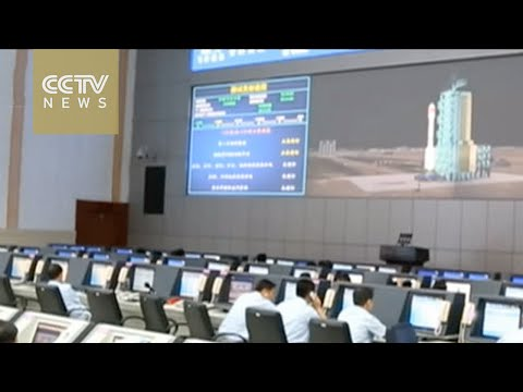 Final preparations before China's Tiangong-2 space laboratory launch underway