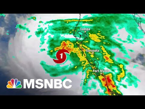 Elsa Keeps Hurricane Strength Ahead Of Landfall In Florida