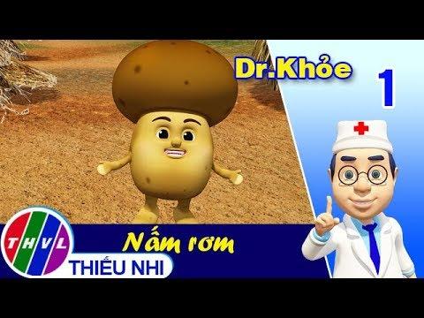 THVL | Dr. Khỏe – Tập 1: Nấm rơm