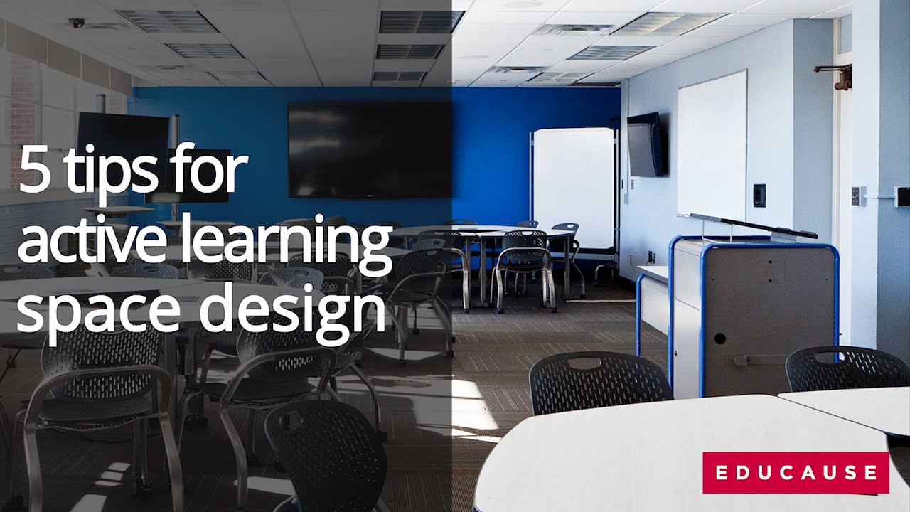 5 tips for active learning space design youtube for Design a space online