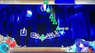 Crescent Moon Hatsune Miku Project Diva F2nd ENG Edit Excellent