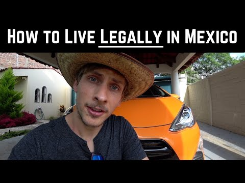 MOVING TO MEXICO LEGALLY - How We Did It And How You Can Too...