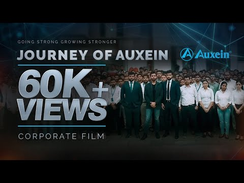 Journey of Auxein Group | Corporate Film | Out Now