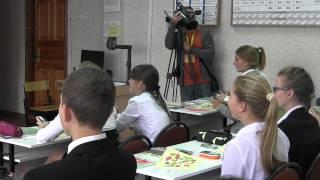 Учитель года 2012 Медведева Е.В. Урок (Full)