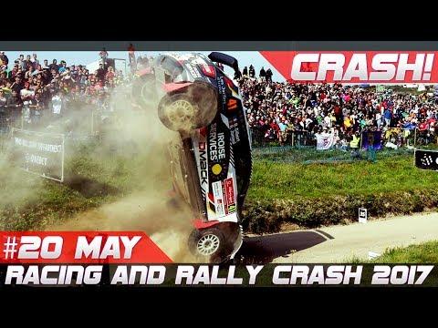 Racing and Rally Crash Compilation Week 20 May 2017