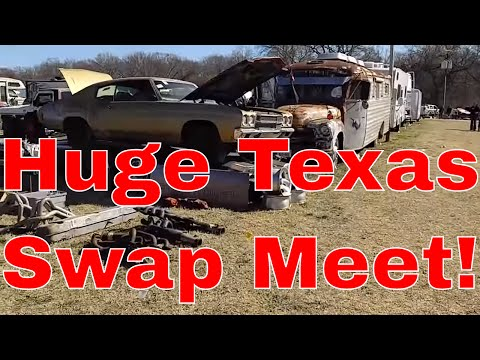 Big Decatur Swap Meet 2017
