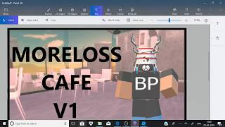 How to make a GFX in Paint 3D! | Roblox Tutorial