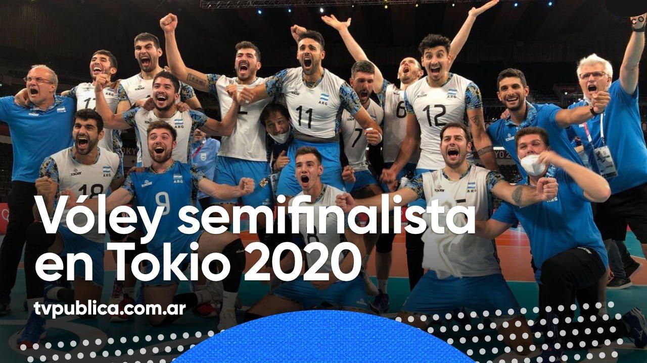 Download Vóley: Argentina es semifinalista en Tokyo 2020