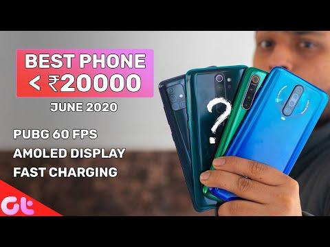 TOP 7 BEST PHONES UNDER 20000 In June | Galti Mat Karna!  | GT Hindi