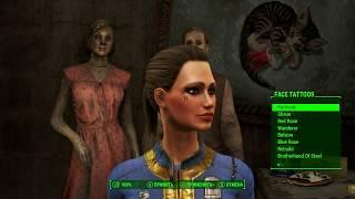 """Fallout 4 Лучшие моды игры """"Оружие, девушки и Графика"""""""