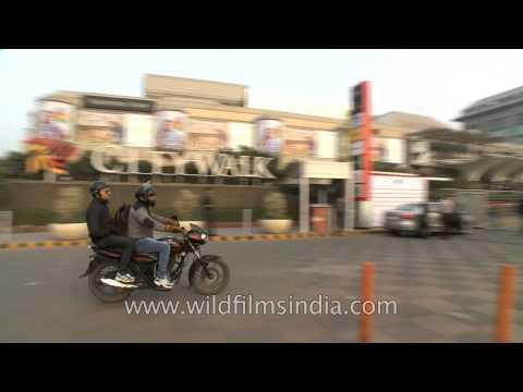 Select city walk mall at Saket, New Delhi