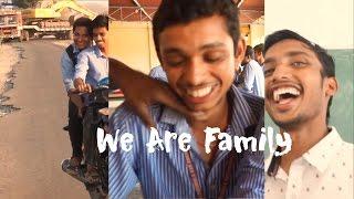 we are family   telugu 2017 short film   by guru prasad singamsetty