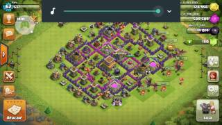Terror Rolante - Clash of Clans
