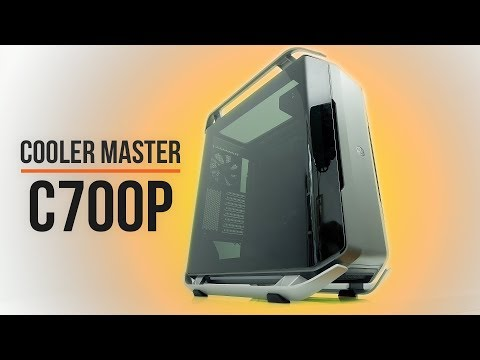 Cooler Master C700P - Return of a Legend?