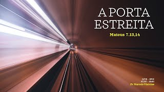 LIVE - Pastor Marcelo Vinicius - 27/07/2020