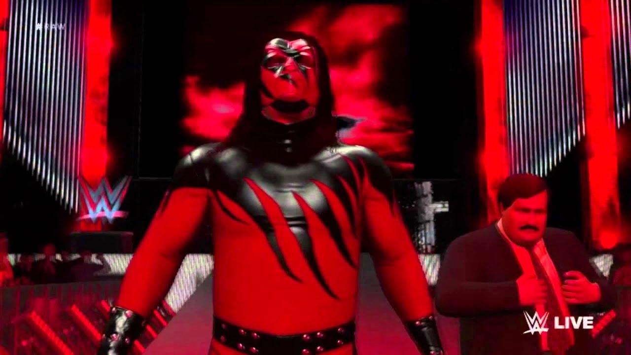 Kane And Paul Bearer Return