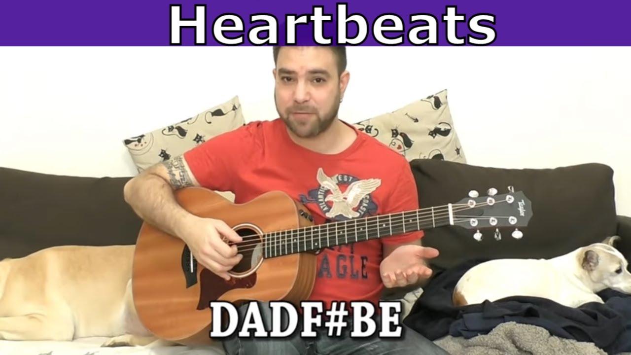 Fingerstyle Tutorial Heartbeats   Guitar Lesson w/ TAB   LickNRiff