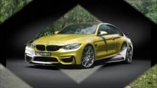 Потрясающий BMW M4 Competition