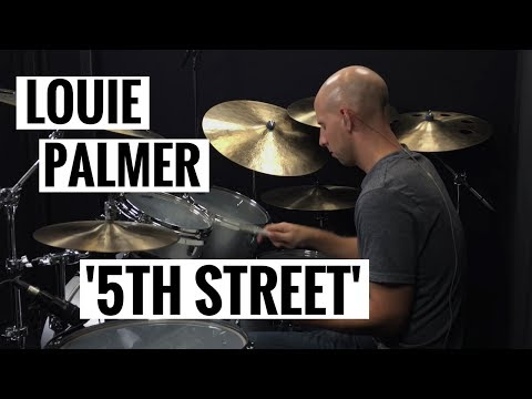Louie Palmer | '5th Street' - (remixed audio)
