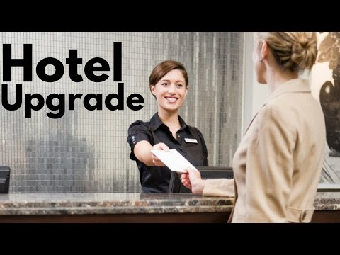 English Podcast - Esl English - Lesson 7 - Hotel Upgrade !