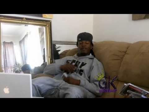 GK ENT Interviews Shady Nate
