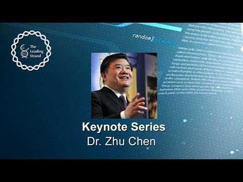 CSHL Keynote: Dr. Zhu Chen, Ministry of Health P.R. China/Shanghai Institute of Hematology