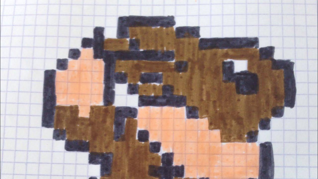 Evoli Pixel Art Youtube