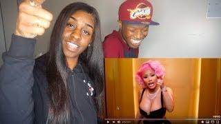 Download Lagu THIS A BOP Meghan Trainor - Nice to Meet Ya ft Nicki Minaj REACTION MP3