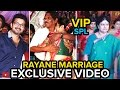 Radhika Daughter Rayanne Marriage Vip Video | Vijay, Cm's Friend, Bharathi Raja | Cine Flick video