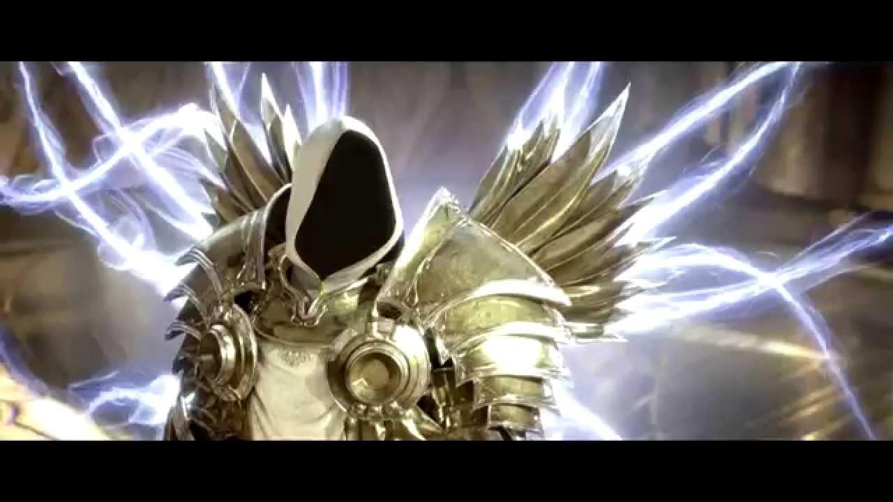 Diablo 3: Reaper of Souls Todas las cinemáticas en Español - FULL HD (1080p) - Todos los actos