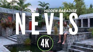 Nevis [4K] Exploring The Unique Small Caribbean Island (asmr walk)