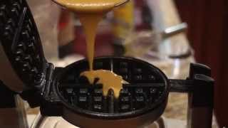How To Make Pumpkin Spice Protein Waffles - Full Recipe